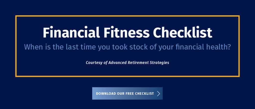 financial fitness checklist