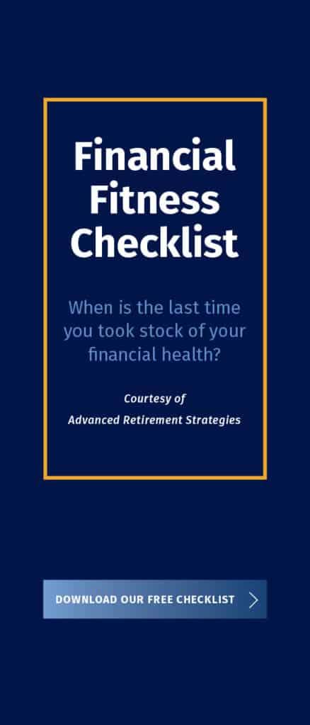 financial fitness checklist cta