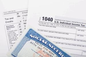tax filing documents