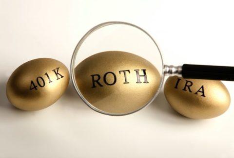 examining Roth IRA rollovers